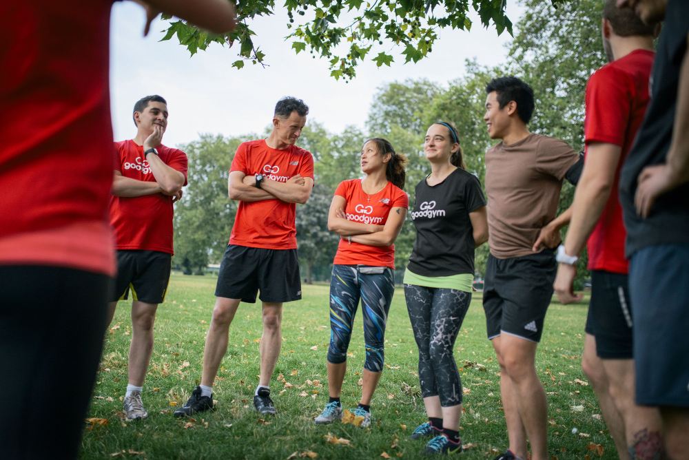 GoodGym group run
