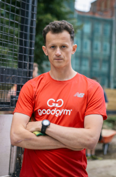 Ivo Gormley - GoodGym Founder